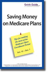 E-book provides tips for seniors on saving money on Medicare plans
